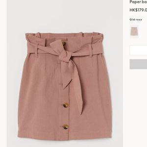 Streetwear Society Paper Bag Skirt